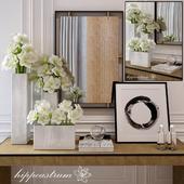 hippeastrum Flower decorative set