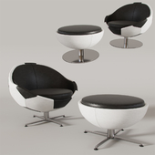 PAOLO LILLUS VIP SPORTS LOUNGES & OTTOMANS