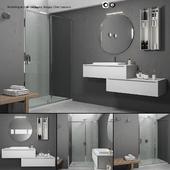 Bathroom furniture set Arcom e.Ly 5
