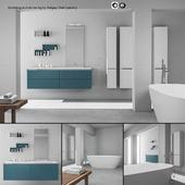 Bathroom furniture set Arcom e.Go 2