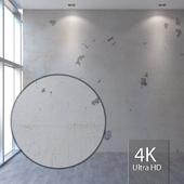Concrete wall 349