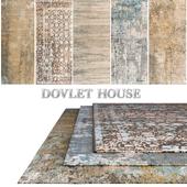 Carpets DOVLET HOUSE 5 pieces (part 218)