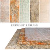 Carpets DOVLET HOUSE 5 pieces (part 220)