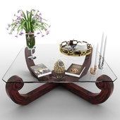 Snail Coffee Table Cone