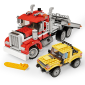 LEGO Creator №7347 Part 1