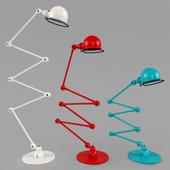 Floor lamp JIELDE / Zig Zag / LOFT