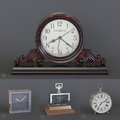 Table clock pack 02