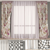 Curtains from the textile house Togas (part 2)