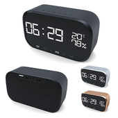 Clock Digital Radio