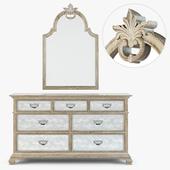 Bernhardt Campania Mirror Dresser