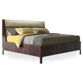 LEXINGTON Empire Upholstered Platform Bed