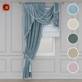 Classic curtain 1.1 Corona
