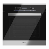 Convection Oven Miele H 6280 6281 BP Steel