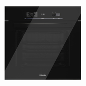 Convection Oven Miele H 6280 6281 BP Black