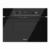 Speed ​​Oven Miele H 6100 6200 BM AM Black