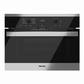 Speed ​​Oven Miele H 6100 6200 BM AM Steel