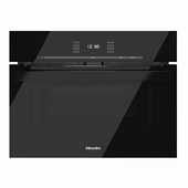 Speed ​​Oven Miele H 6500 6600 BM Black