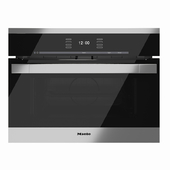 Speed ​​Oven Miele H 6500 6600 BM Steel