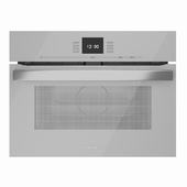 Speed ​​Oven Miele H 6500 6600 BM White