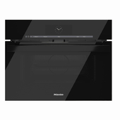 Speed ​​Oven Miele H 6700 6800 BM Black