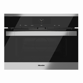 Speed ​​Oven Miele H 6700 6800 BM Steel