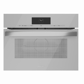 Speed ​​Oven Miele H 6700 6800 BM White