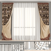 Curtains from House Textiles Togas (part 4)