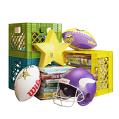 crate & barrel decorative set for children 001