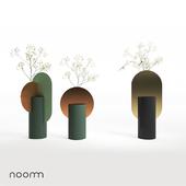 Yermilov and Malevich and Genke vases