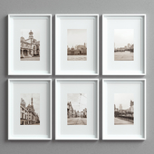 Picture Frames Set -14