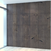 Wood panel 09