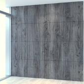 Wood panel 17