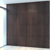 Wood panel 18