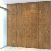 Wood panel 21