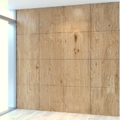 Wood panel 24
