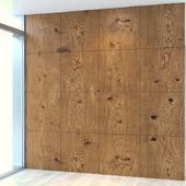 Wood panel 25