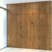 Wood panel 26