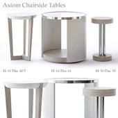 Bernhardt Axiom Chairside Table