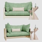 Outdoor armchair I