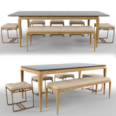 Table chair set_5