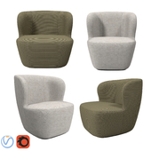 Gubi Collection Stay Lounge