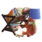 crate & barrel decorative set for children 002