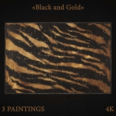 Paintings Black_and_Gold