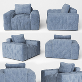 Tufty armchair
