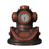 Figurine '' Diving helmet ''