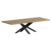MOBO ISKRA Table