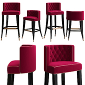 Bourbon bar chair by Brabbu