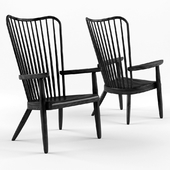 Windsor Lounge Chair-Moving Mountains