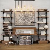 Restoration hardware cabinet decor set_vol4