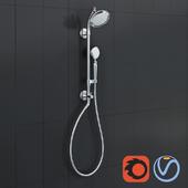 HydroRail-S shower column kit (KOHLER)